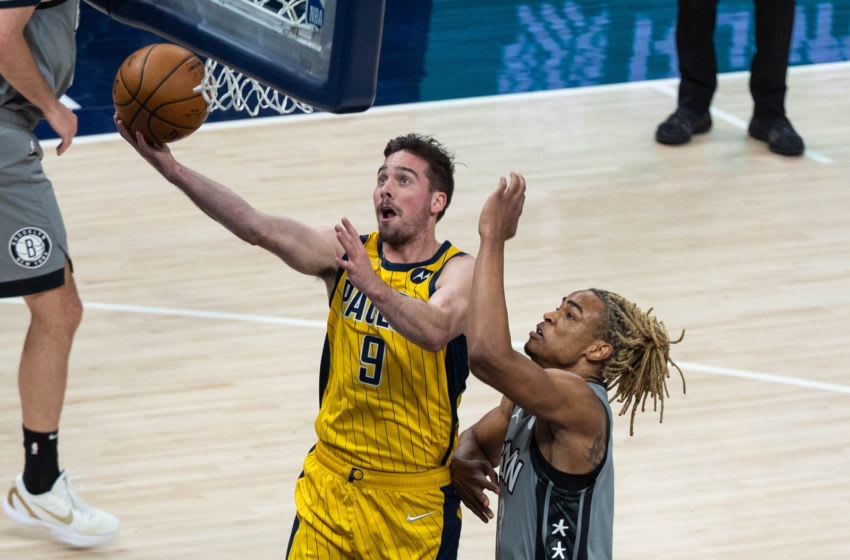 T.J. McConnell, Indiana Pacers - Credit: Trevor Ruszkowski-USA TODAY Sports