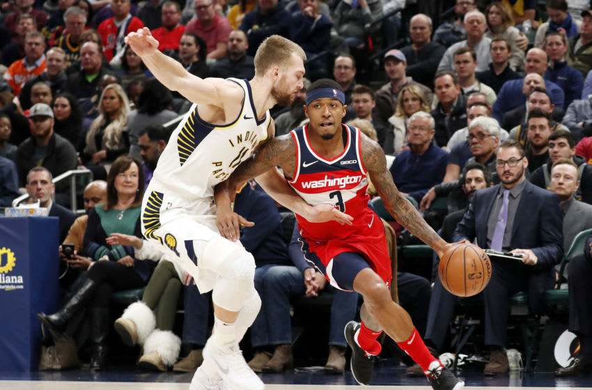 Indiana Pacers vs Washington Wizards - Credit: Brian Spurlock-USA TODAY Sports