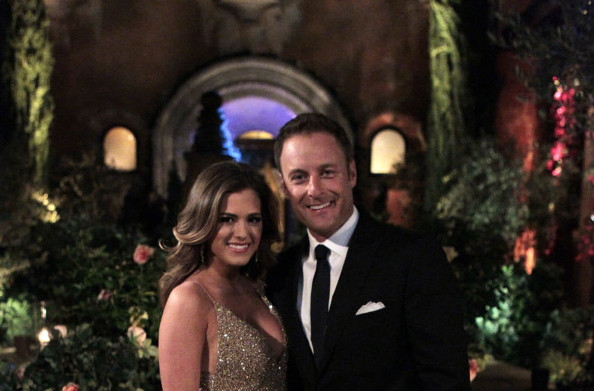 (ABC/Rick Rowell) JOJO FLETCHER, CHRIS HARRISON