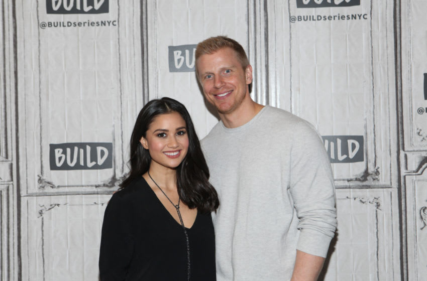 Catherine Lowe and Sean Lowe (Photo by Steve Zak Photography/Getty Images)