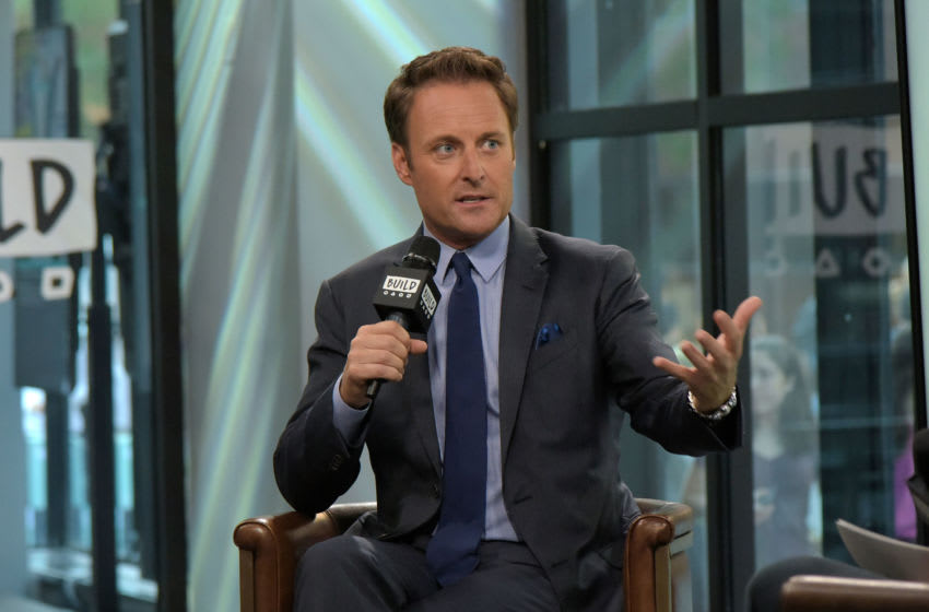 NEW YORK, NY - SEPTEMBER 11: Chris Harrison attends Build series to discuss