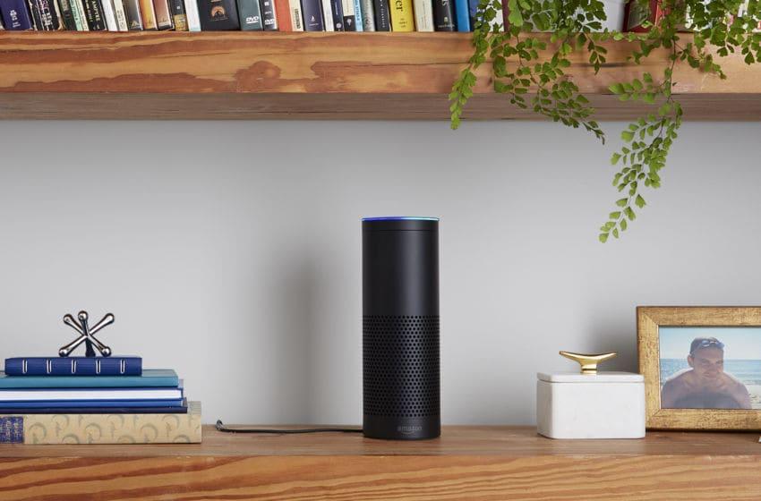 Amazon Echo- Photo Credit: Amazon