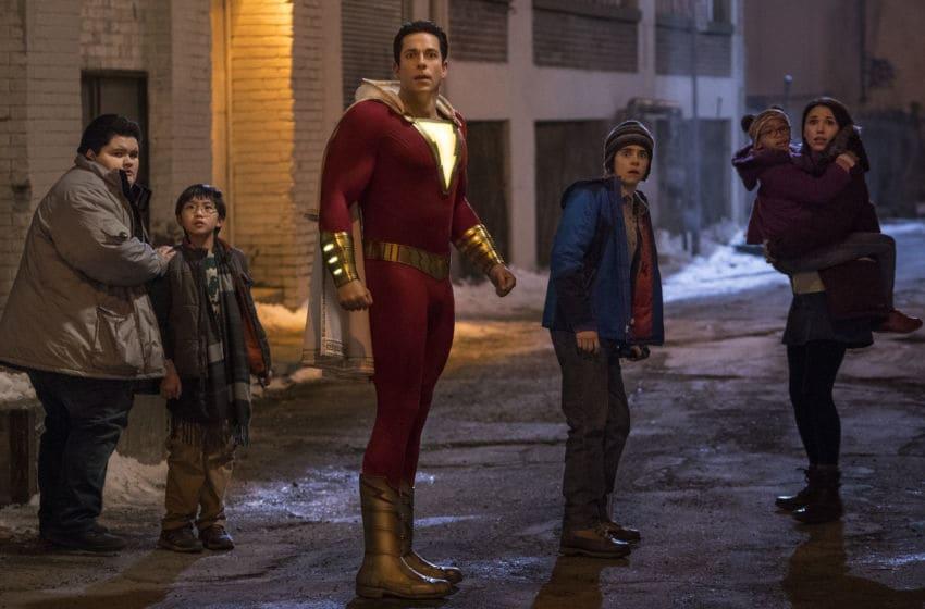 Shazam! movie via WB Media