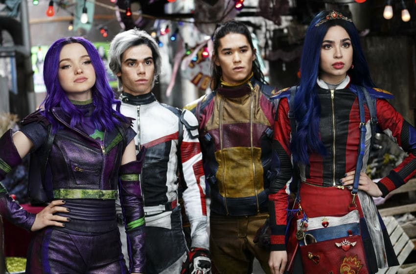 DESCENDANTS 3 - In this highly anticipated trequel about the sons and daughters of Disney's most infamous villains, Mal and the villain kids (VKs) must save Auradon from an evil threat.