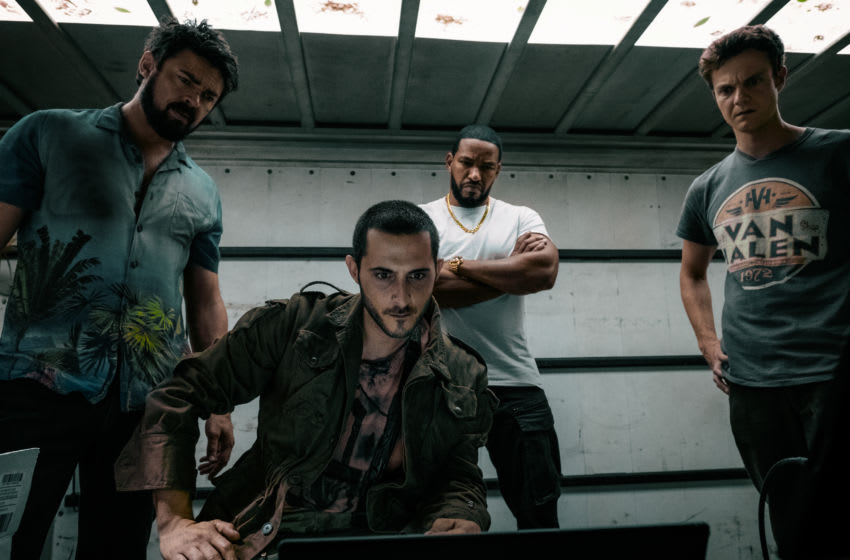 The Boys -- Photo credit Jan Thijs/Amazon Prime Video -- Acquired via EPK.TV