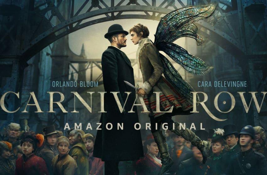 Carnival Row -- Courtesy of Amazon Prime Video -- Acquired via EPK.TV