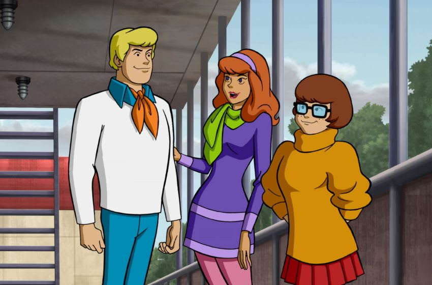 Scooby-Doo! Return to Zombie Island -- Courtesy of Warner Bros. -- Acquired via The Lippin Group PR