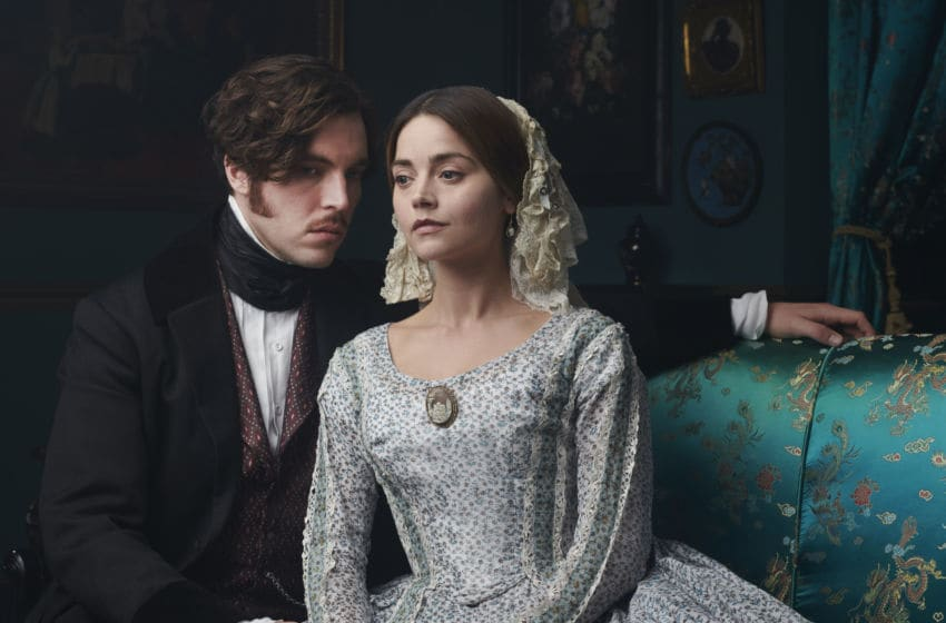 MASTERPIECE Victoria, Season 3 First look image for Victoria, Season 3. Premieres Sunday, January 13 on MASTERPIECE PBS Shown from left to right: Tom Hughes as Prince Albert and Jenna Coleman as Queen Victoria For editorial use only. Credit: ITV Plc for MASTERPIECE