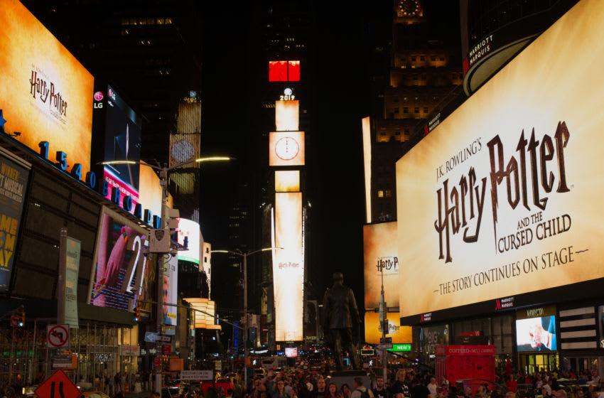 NEW YORK, NEW YORK - SEPTEMBER 05: General view during