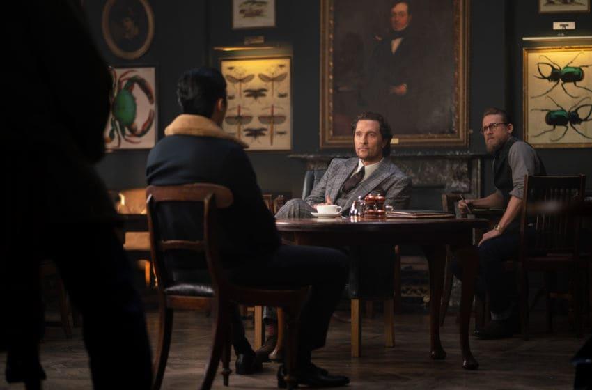 Photo: The Gentlemen.. Image Courtesy Christopher Raphael/STXfilms