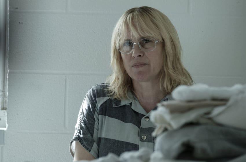 Patricia Arquette as Tilly in Escape at Dannemora (Episode 7). -Photo: Christopher Saunders/SHOWTIME-Photo ID: DANNEMORA_107_3581