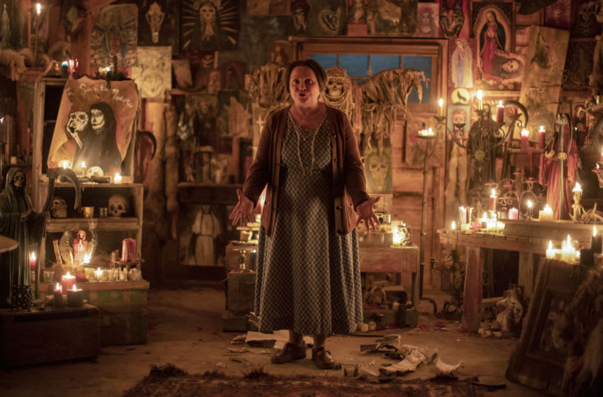 Adriana Barraza as Maria Vega in PENNY DREADFUL: CITY OF ANGELS,