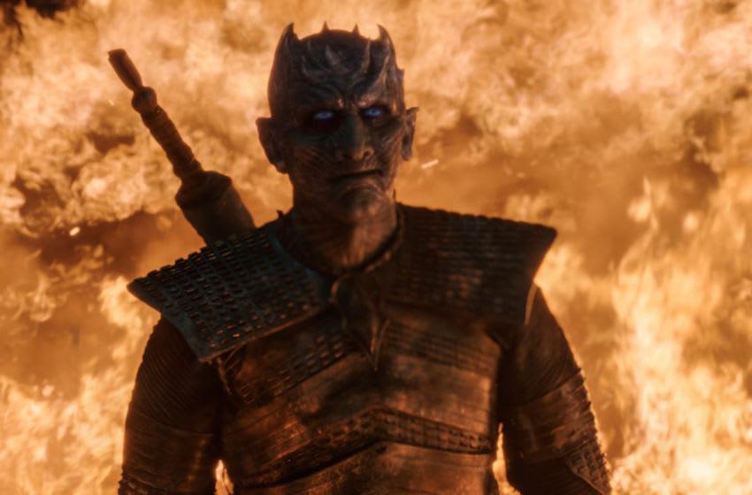 Kit Harington as Jon Snow and Emilia Clarke as Daenerys Targaryen – Photo: Courtesy of HBO