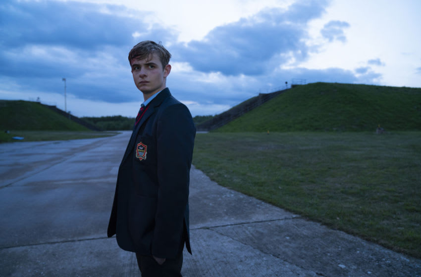 Alex Rider - Season 1 - Episode 102. Image courtesy Des Willie/Sony Pictures Television. © 2019 Sony Pictures Television