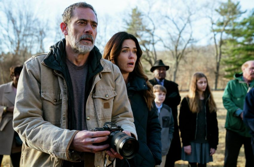 Jeffrey Dean Morgan in The Unholy - Courtesy of Sony Pictures Releasing