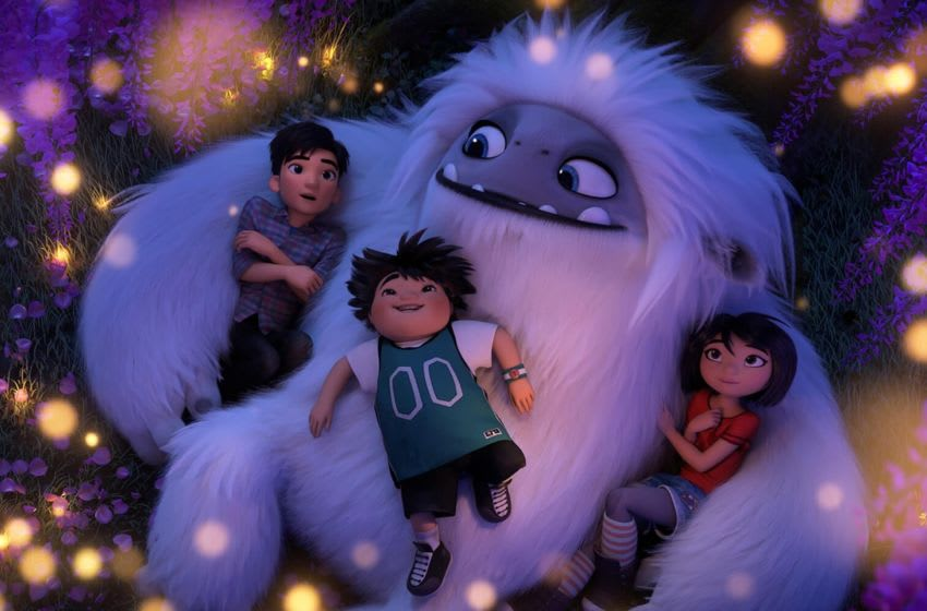 DreamWorks Abominable, photo courtesy Universal Pictures
