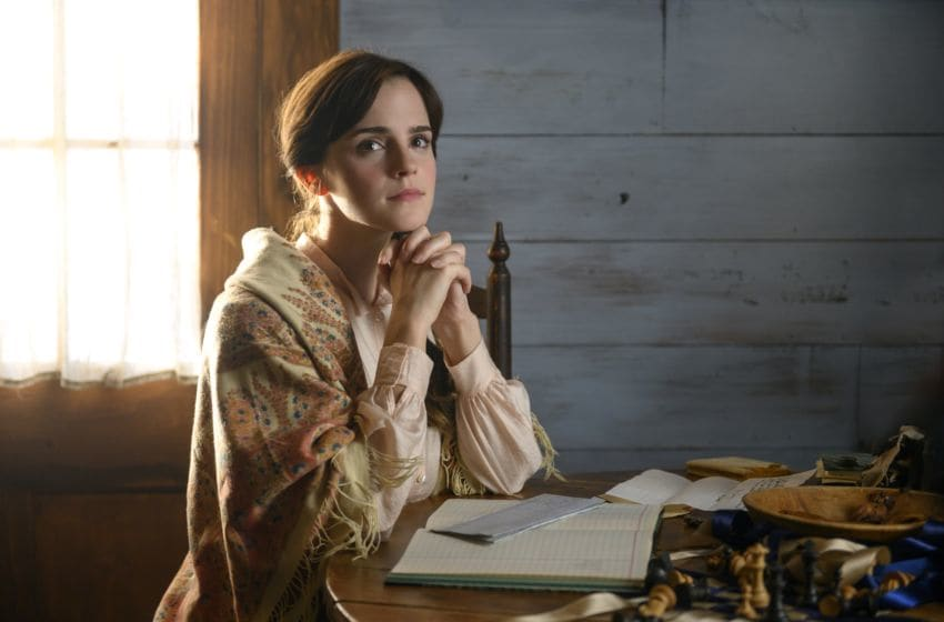 Emma Watson in Columbia Pictures' LITTLE WOMEN.