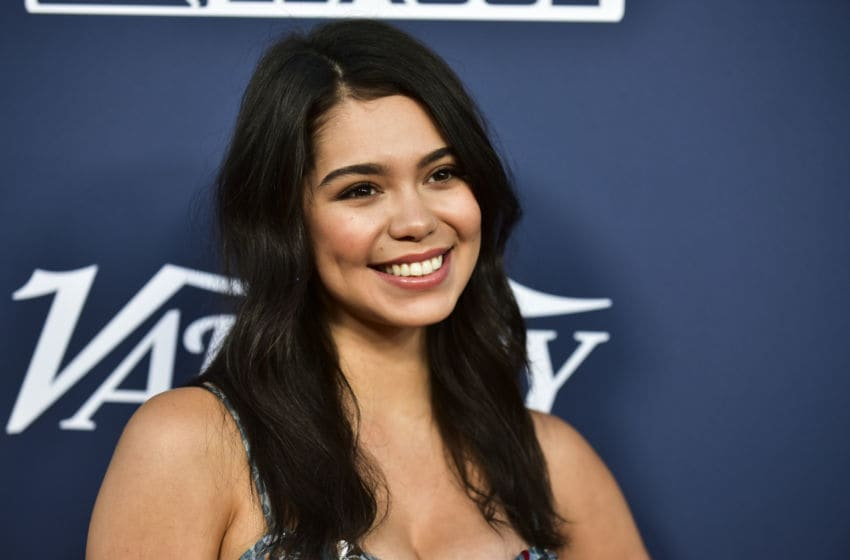 LOS ANGELES, CALIFORNIA - AUGUST 06: Auliʻi Cravalho attends Variety's Power of Young Hollywood at The H Club Los Angeles on August 06, 2019 in Los Angeles, California. (Photo by Rodin Eckenroth/Getty Images)