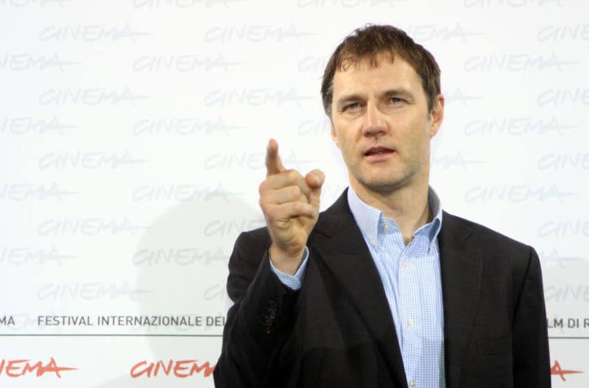 ROME - OCTOBER 21: Actor David Morrissey attends the 'Red Riding Trilogy' Photocall during Day 7 of the 4th International Rome Film Festival held at the Auditorium Parco della Musica on October 21, 2009 in Rome, Italy. (Photo by Ernesto Ruscio/Getty Images)