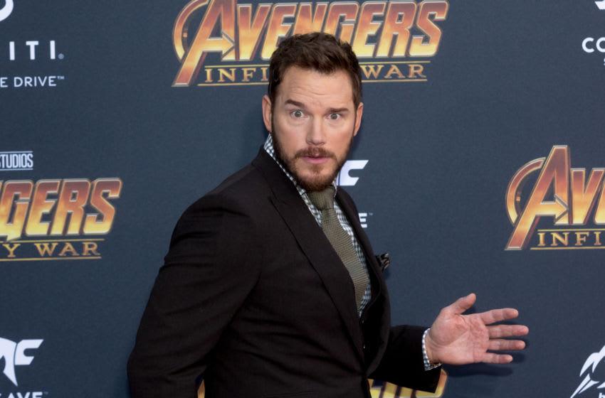 LOS ANGELES, CA - APRIL 23: Chris Pratt attends the