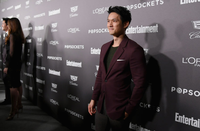 LOS ANGELES, CA - JANUARY 26: Harry Shum Jr. attends Entertainment Weekly Celebrates Screen Actors Guild Award Nominees sponsored by L'Oreal Paris, Cadillac, And PopSockets at Chateau Marmont on January 26, 2019 in Los Angeles, California. (Photo by Mike Coppola/Getty Images for Entertainment Weekly)