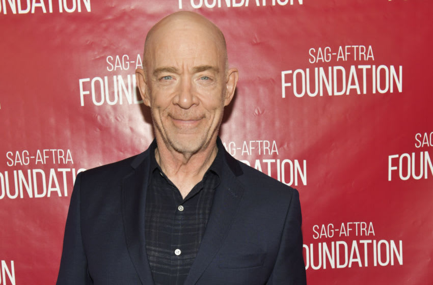 LOS ANGELES, CALIFORNIA - MARCH 06: Actor J. K. Simmons poses for portrait at SAG-AFTRA Foundation Conversations With