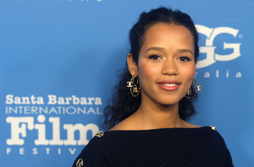 SANTA BARBARA, CALIFORNIA - JANUARY 18: Taylor Russell attends the Virtuosos Award presentation during the 35th Santa Barbara International Film Festival at Arlington Theatre on January 18, 2020 in Santa Barbara, California. (Photo by Matthew Simmons/Getty Images for SBIFF)