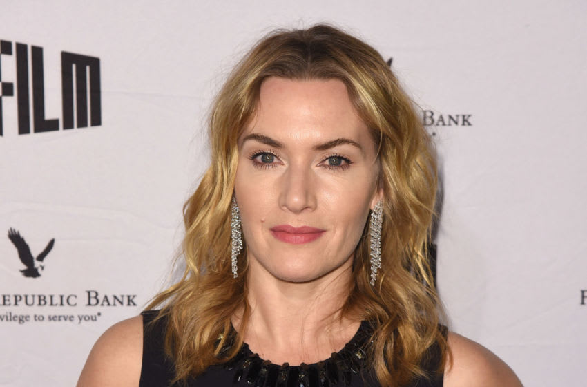 SAN FRANCISCO, CA - DECEMBER 05: Kate Winslet attends SFFILM's 60th Anniversary Awards Night at Palace of Fine Arts Theatre on December 5, 2017 in San Francisco, California. (Photo by C Flanigan/Getty Images)