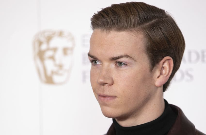 LONDON, ENGLAND - JANUARY 09: Will Poulter attends the EE BAFTA Film Awards nominations announcement held at BAFTA on January 09, 2019 in London, England. (Photo by John Phillips/Getty Images)