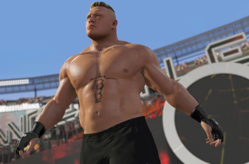 Credit: WWE, 2K Games