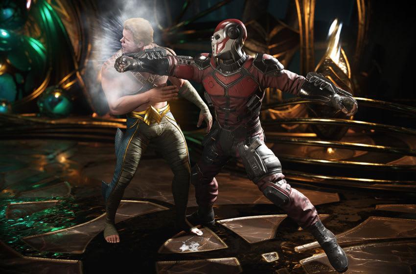 NetherRealm Studios, WB Games, DC Comics