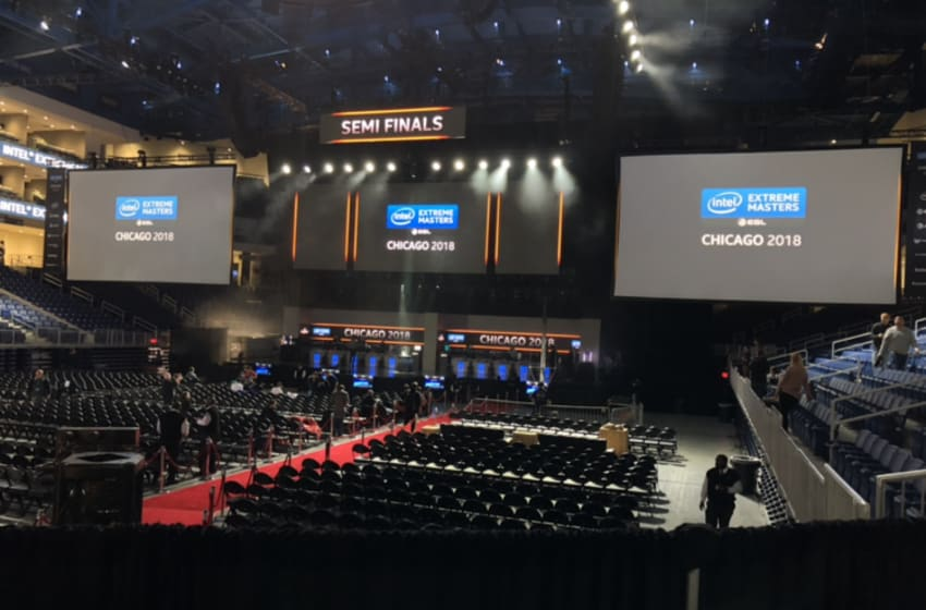 IEM Chicago 2018 was the first time the Intel Extreme Masters tour came to the Midwest. Photo by Nathan Burleyson