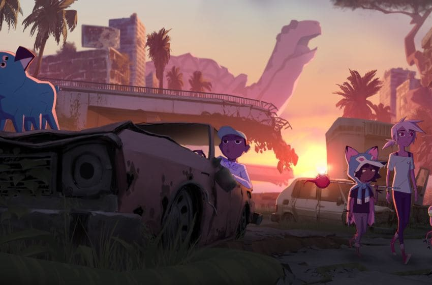Photo: Kipo and the Age of Wonderbeasts.. Image Courtesy Netflix