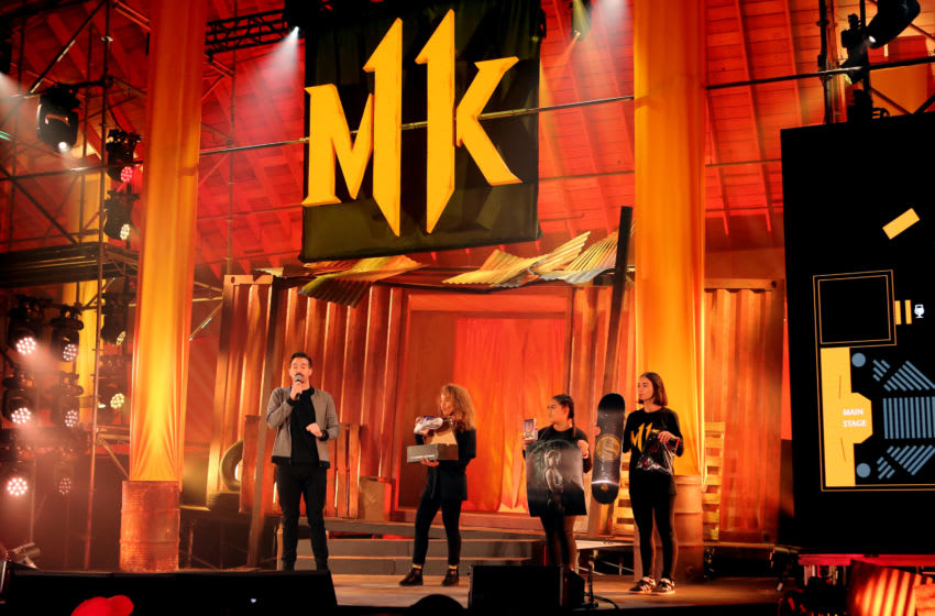 Mortal Kombat 11: The Reveal (Photo by Tasia Wells/Getty Images for Warner Bros. Interactive Entertainment)