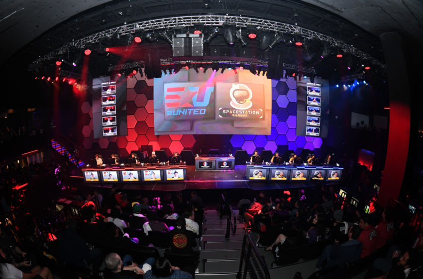 (Photo by Ethan Miller/Getty Images for Esports Arena Las Vegas)