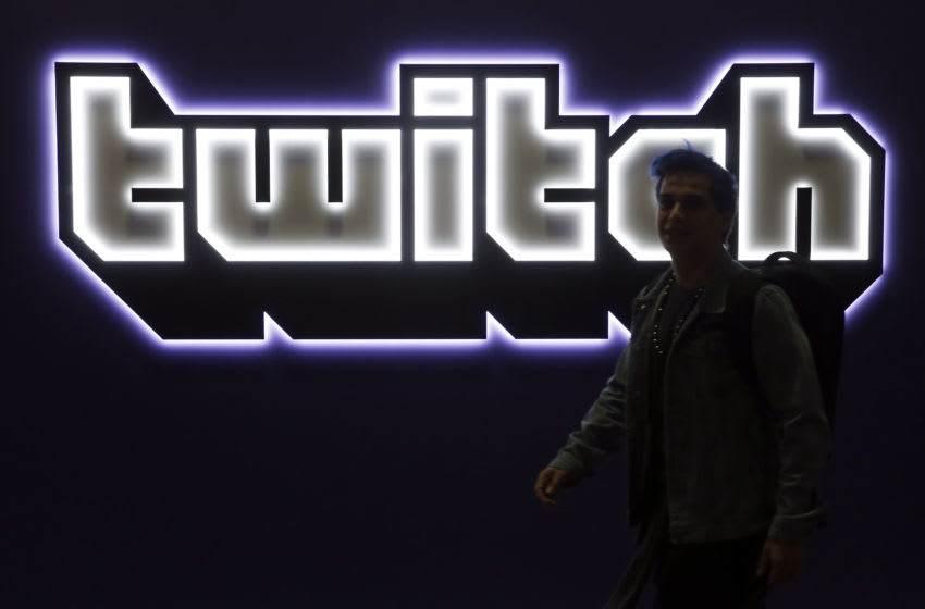 Twitch at Paris Games Week (Photo by Chesnot/Getty Images)