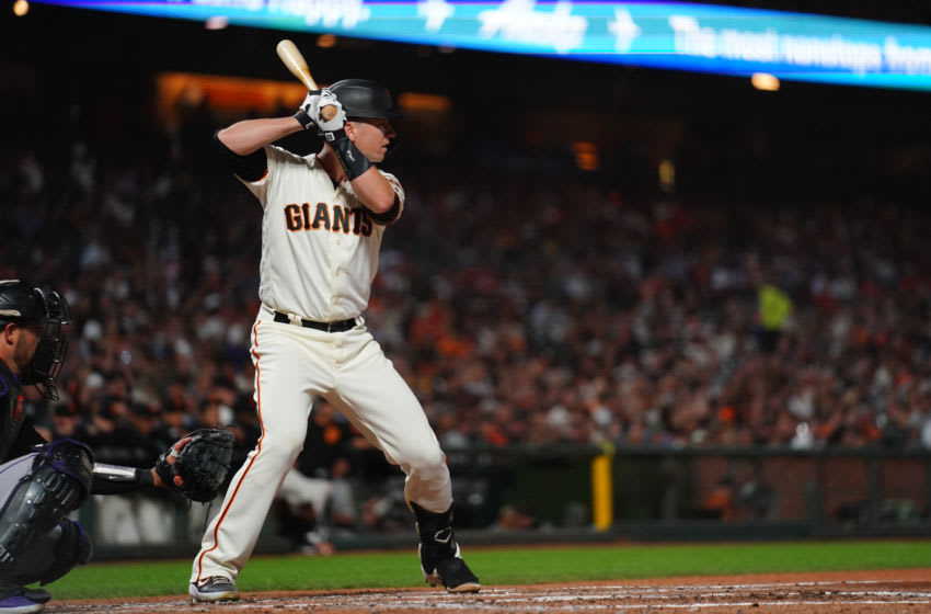 While Buster Posey made the best decision for his family in opting out of the 2020 season, it's hard for SF Giants fans not to wonder what could've been. (Photo by Daniel Shirey/Getty Images)