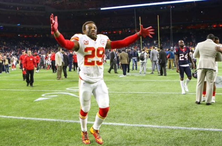 I truly fear for the lives of John Dorsey and Clark Hunt if they don't get Eric Berry re-signed. Mandatory Credit: Troy Taormina-USA TODAY Sports