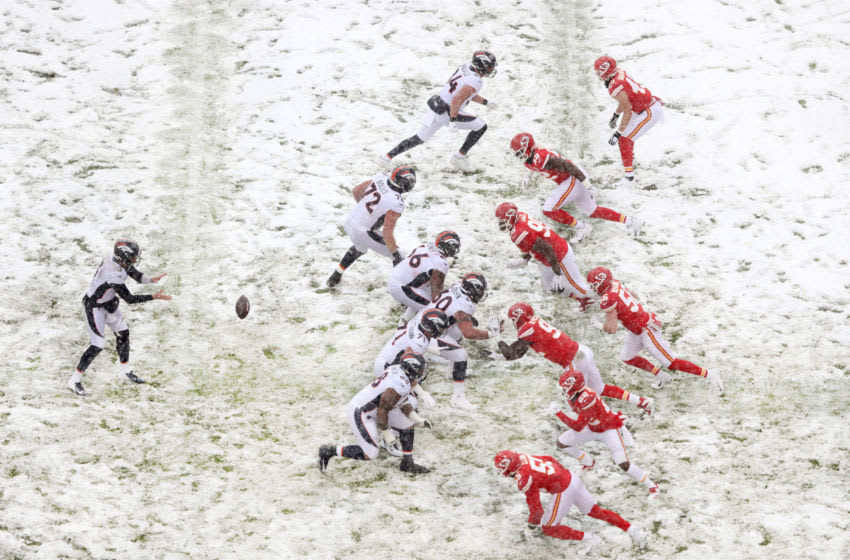 Kansas City Chiefs at Arrowhead Stadium (Photo by Jamie Squire/Getty Images)