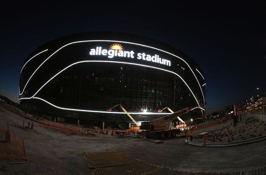 Allegiant Stadim (Photo by Ethan Miller/Getty Images)