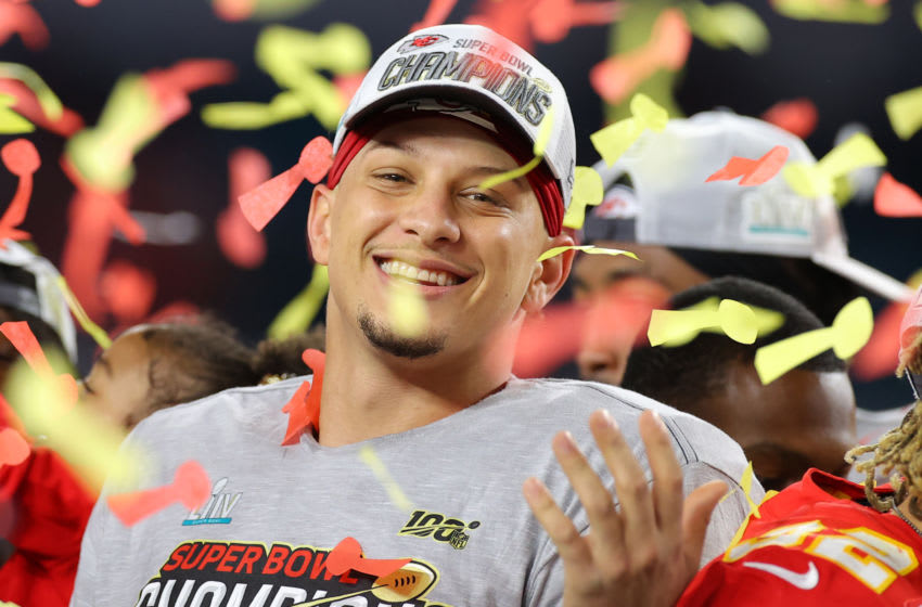 Patrick Mahomes (Photo by Kevin C. Cox/Getty Images)