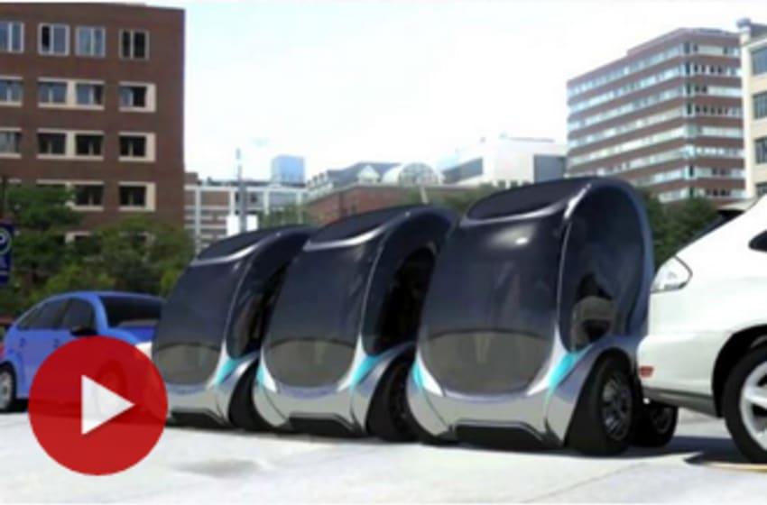 MIT Urban Scientist Imagines A Future Where Cars Literally Fold In Half