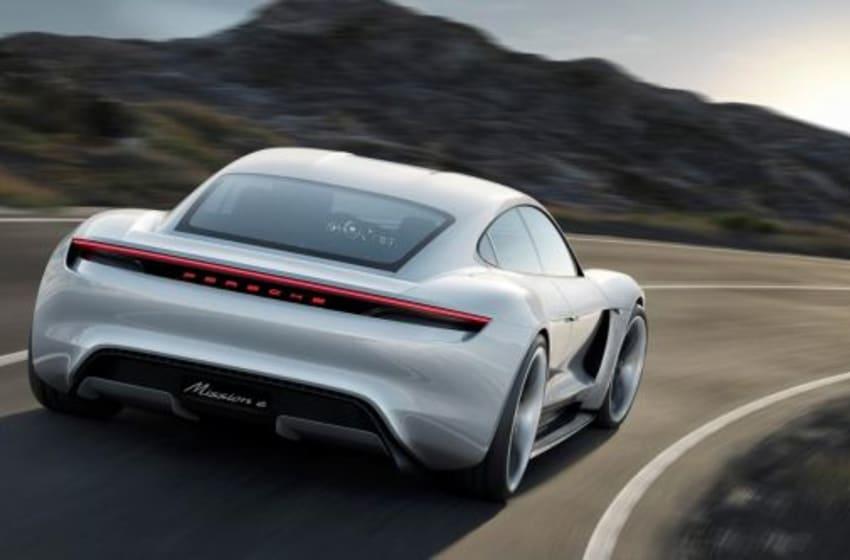 Is The Porsche Mission E A Tesla Killer?