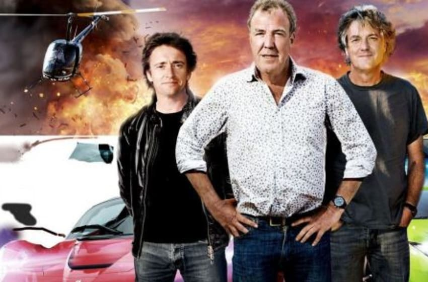 Photo Credit: BBC Promotional Ad For Top Gear Live