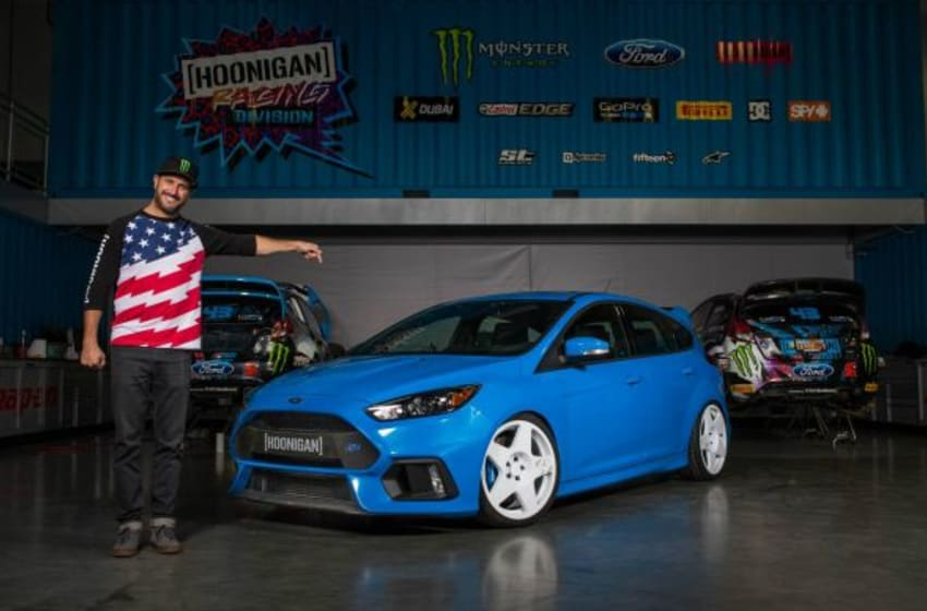 Photo Credit: Ken Block via Ford Racing