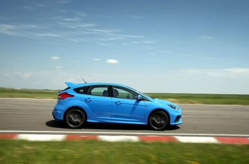 2016 Focus RS (Photo YouTube)
