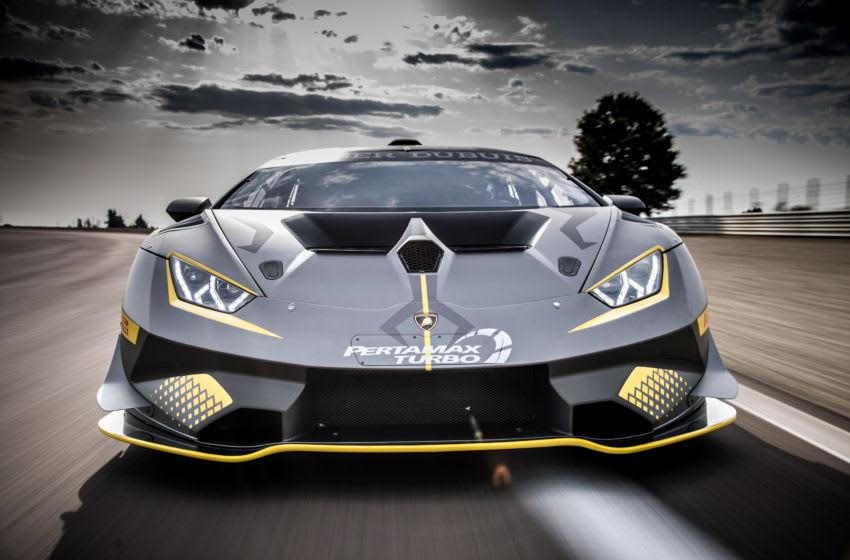 Courtesy: Lamborghini Media Center