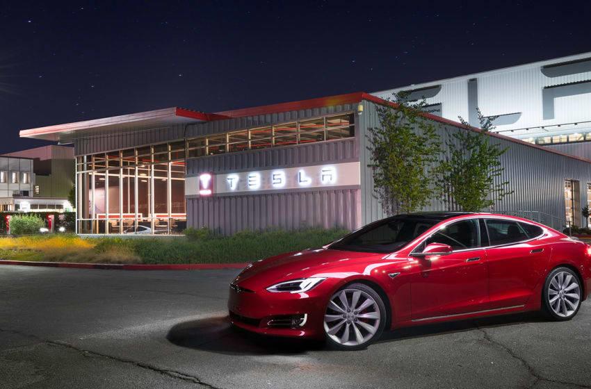 Courtesy: Tesla