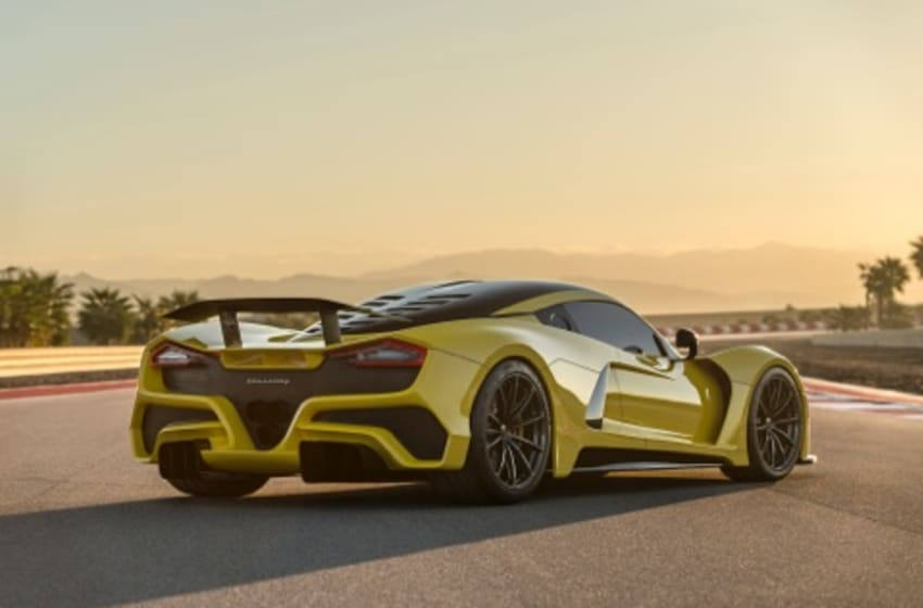 Courtesy: Hennessey Special Vehicles
