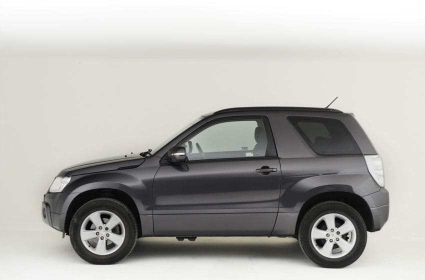 2011 Suzuki Grand Vitara. Artist Unknown. (Photo by National Motor Museum/Heritage Images/Getty Images)